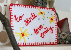 Personalized Envelope To Santa