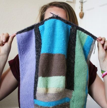Knitting Update